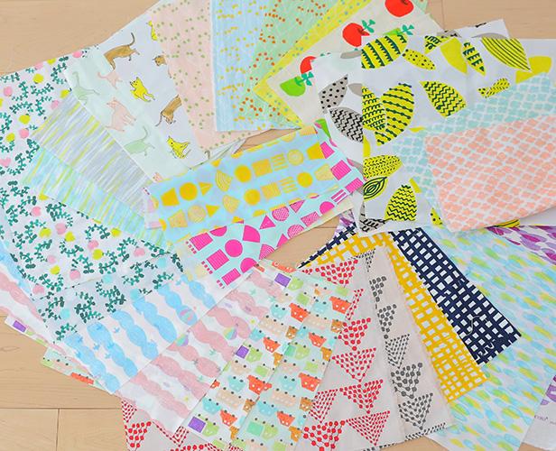 nunocoto fabricのカット布