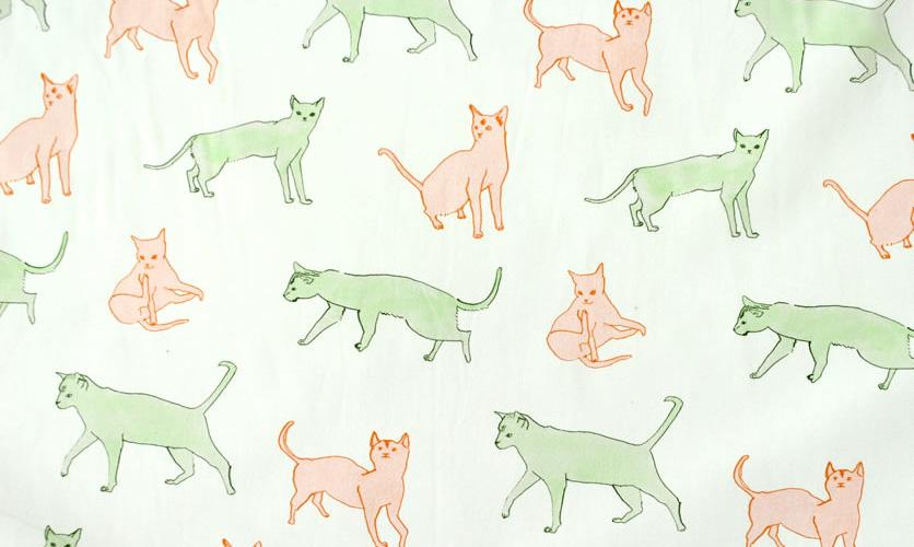 cat(キャット)/グリーン