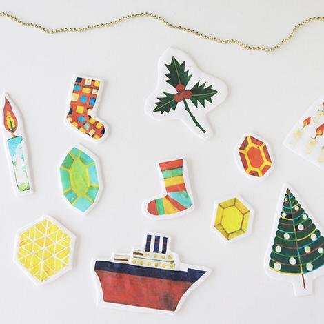 クリスマスオーナメントキット:福田利之(B)