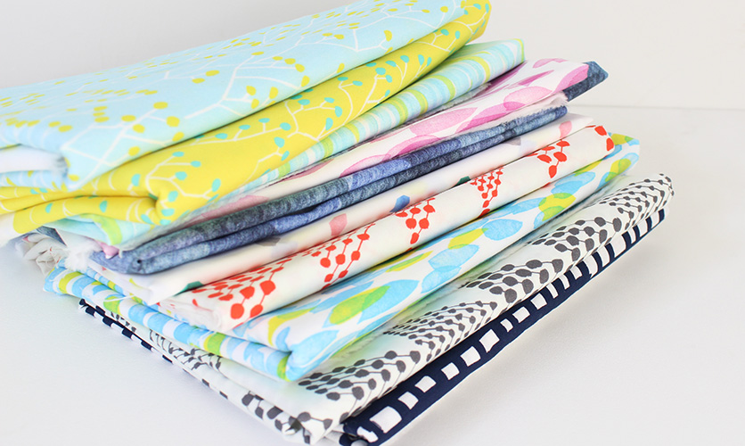 nunocoto fabric カット布一覧:一律1,350円(税込)