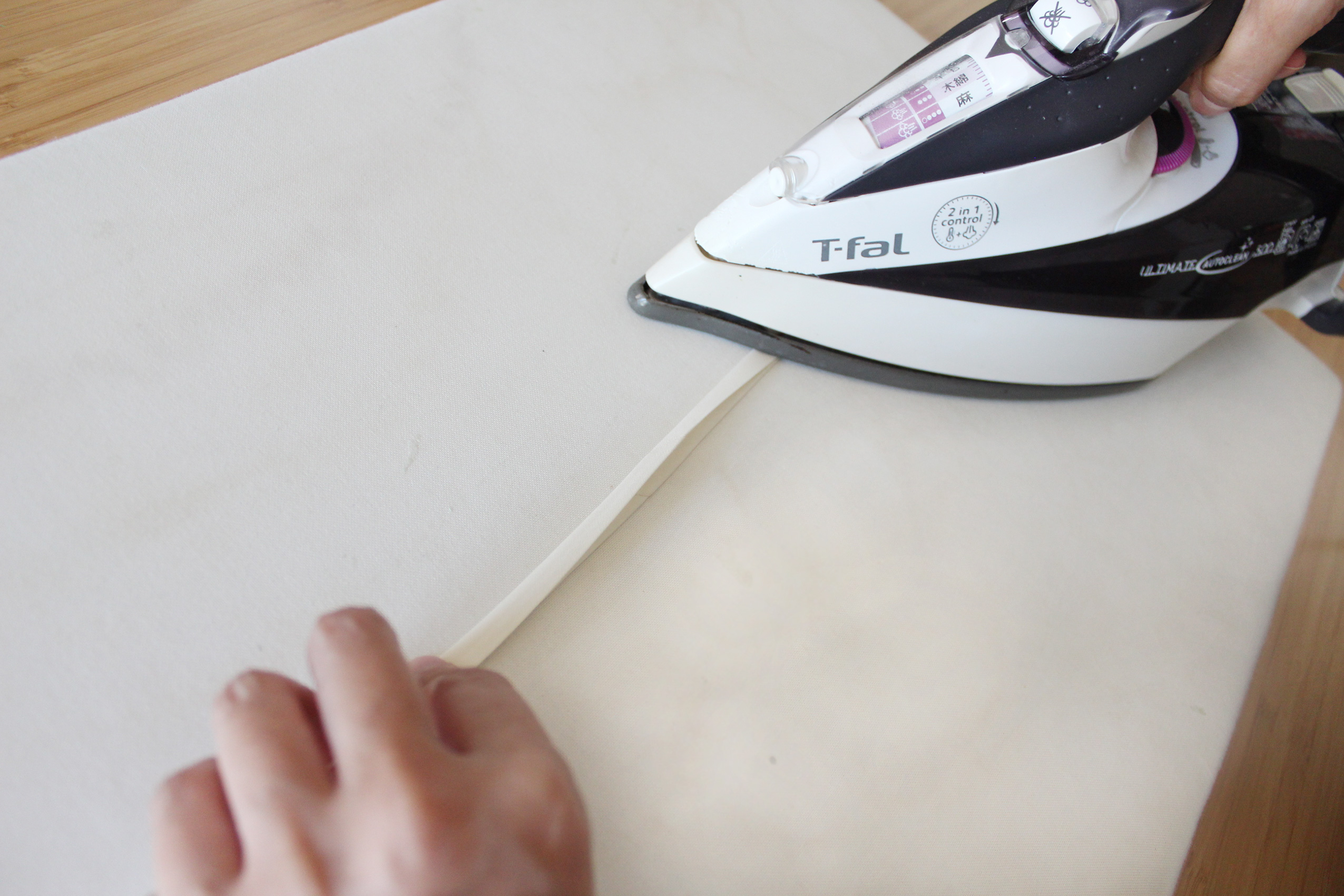 ベビー用スリーパーの作り方